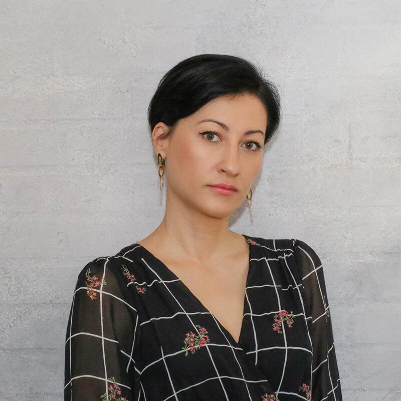 Talia Dergunova